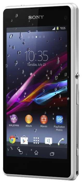 Замена сенсора, стекла, тачскрина Sony Xperia Z1 Compact